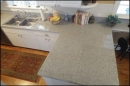 Imperial White Granite Kitchen Countertop