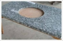 Indian Lavender Blue Granite Bathroom Vanity Top